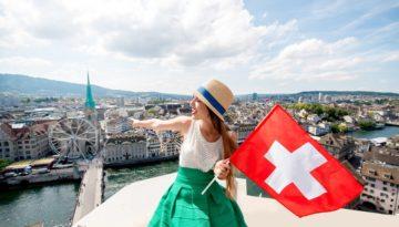 Verkehrsunfall in der Schweiz