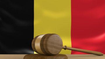 Verkehrsunfalll in Belgien