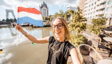 Verkehrsunfall in den Niederlande