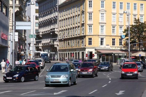 Unfall in Wien - Schadensregulierung nach österreichischem Recht