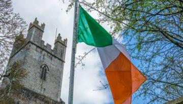 Verkehrsunfall in Irland