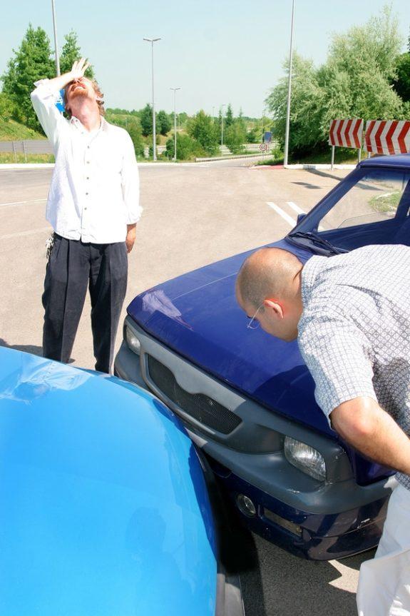 Unfall in Spanien - Schadensregulierung