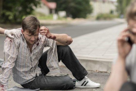 Verkehrsunfall Schmerzensgeld