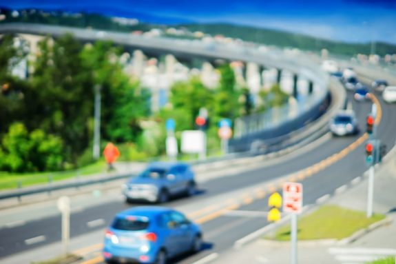 Autounfall in Norwegen