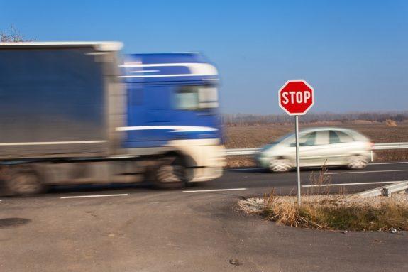Autounfall in der Slowakei