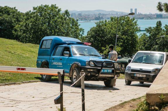 Autounfall in der Türkei