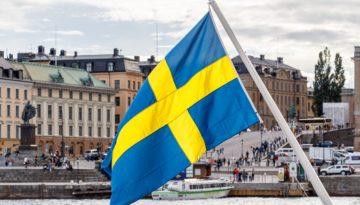 Verkehrsunfall in Schweden