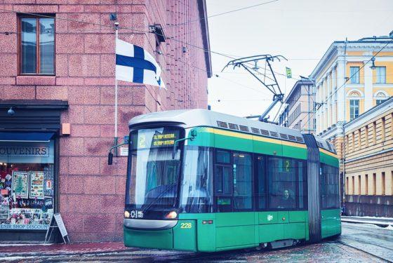 Verkehrsunfall Finnland