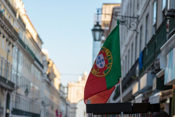 Verkehrsunfall in Portugal