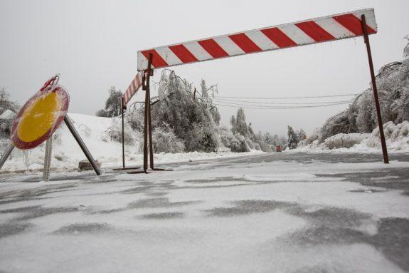 Autounfall in Slowenien