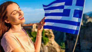 Verkehrsunfall in Griechenland